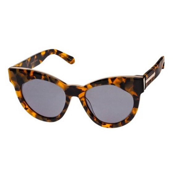 629c81d18ffa Karen Walker Accessories - Karen Walker Sunglasses Starburst Cat Eye